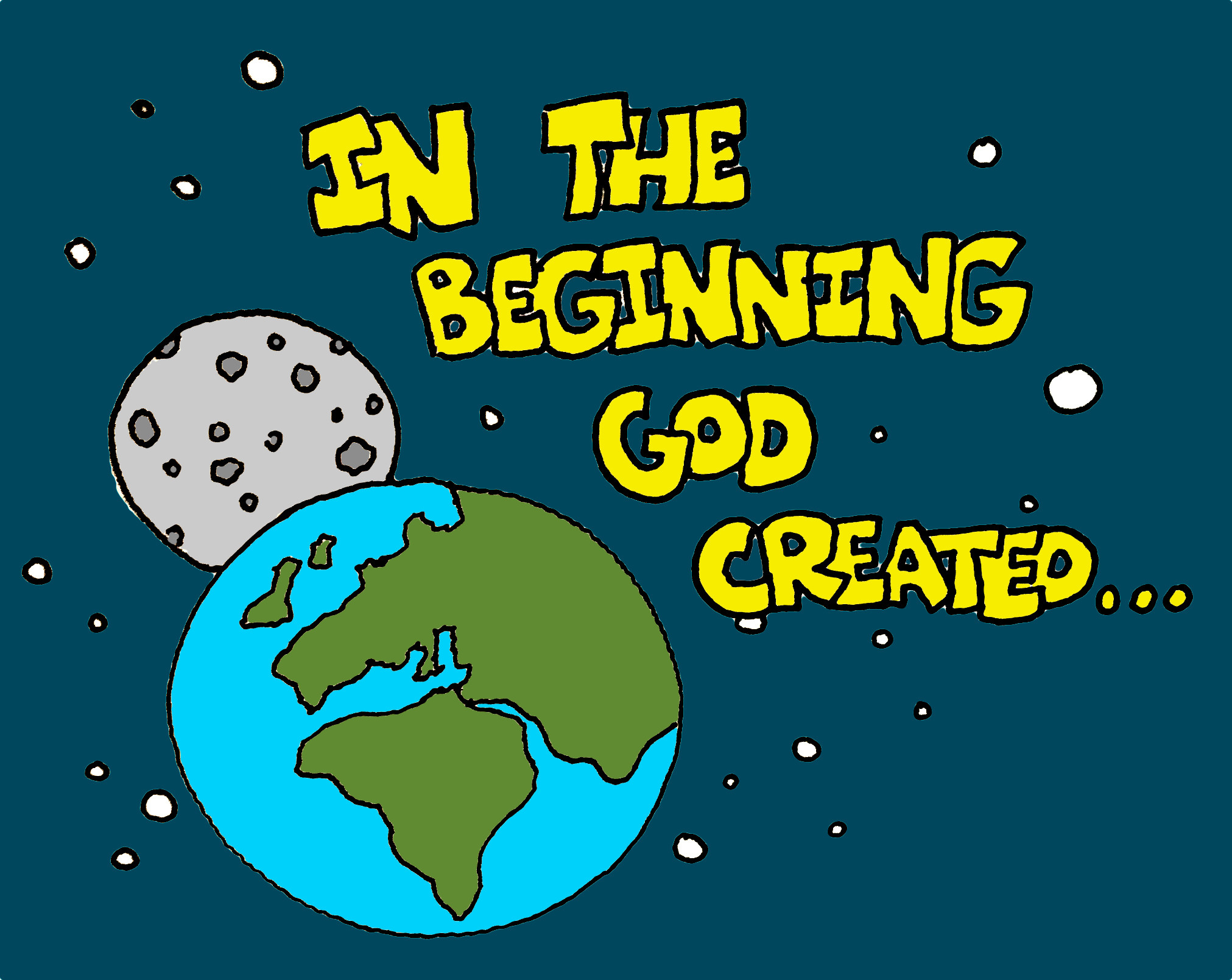how the world was made The god made everything preschool program provides complete, easy-to-use  catechetical resources to nurture the faith and spiritual lives of three- and.